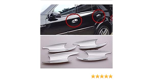 /2011/cromato con inserti porta tazza visiera Nirnanada per Benz GL X164/classe ml W164/2006/