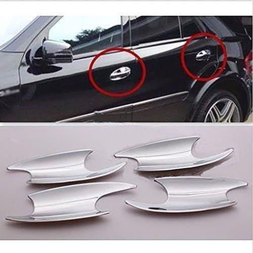 Bumpers & Bumper Accessories Car Rear Bumper Scuff Protective Cover for Benz A200 A180 B180 B200 CLA GLA AMG A B C E S CLS GLK CLK SLK GLE Class Color Name: 90CM White