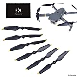 CamKix Propellers replacement for DJI Mavic Pro/Platinum - 6 Blades - Low Noise - Quick Release Foldable Wings - Flight Tested Design - Essential Accessory for your DJI Mavic Pro/Platinum