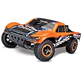 Traxxas Coche Slash – 4 x 2 Naranja Edition – 1/10 Brushed