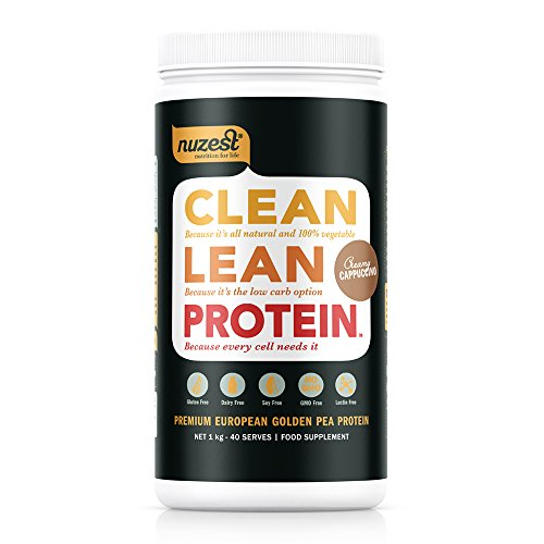 Clean Lean Protein Creamy Cappucino 40 Serve - 1kg