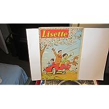 3 juillet 1960 / lisette N°27 / Rallye - Paper