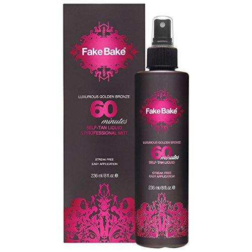 Fake Bake 60 Minute Tan Liquide 236ml