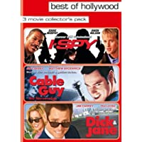 I Spy/Cable Guy/Dick und Jane - 3 Movie Collector's Pack