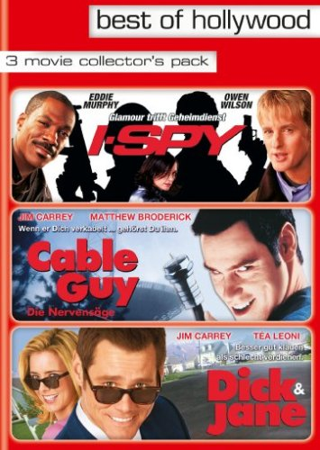 Bild von I Spy / Cable Guy - Die Nervensäge / Dick und Jane - Best of Hollywood (3 DVDs)