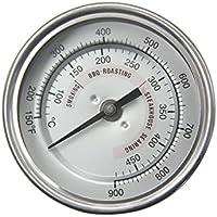 Termómetro de barbacoa, Indicador de temperatura de la puerta exterior, Indicador de temperatura del