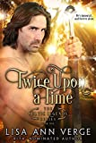 Front cover for the book Twice Upon a Time by Lisa Ann Verge