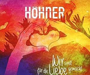 Wir sind für die Liebe gemacht (2-Track)