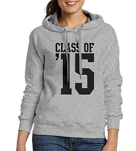 Laura Longman Sweatshirt Women Class of 15 Customized Hoodies