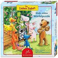 20873 - Die Spiegelburg - Die Lieben Sieben: Mein erstes Würfelpuzzle