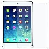 'Film verre trempé Apple iPad Air 1/2, iPad Pro 9,7, le nouveau iPad 9,7(2017), film de protection d'écran, screen protector pour Apple iPad Air, Pro 9,7–Verre avec épaisseur de 0,3mm, bords arrondis, 2.5d dureté 9H–Installation facile–Garantie 24mois officielle bosaca