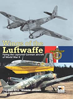 Wings of the Luftwaffe: Flying German Aircraft of World War II (Consign) (1902109155) | Amazon Products
