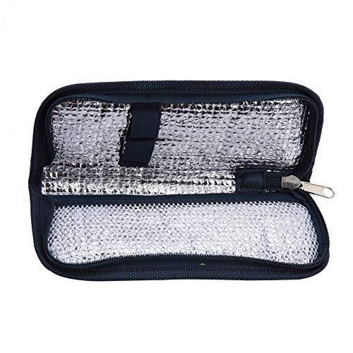 Jadeshay Diabetikertasche - tragbarer Diabetiker-Organisator-medizinischer Reise-Fall