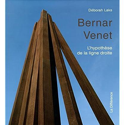 Bernar Venet : L'hypothèse de la ligne droite