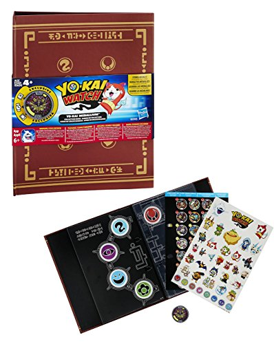 Yokai-Watch-Medallium-Collection-Book