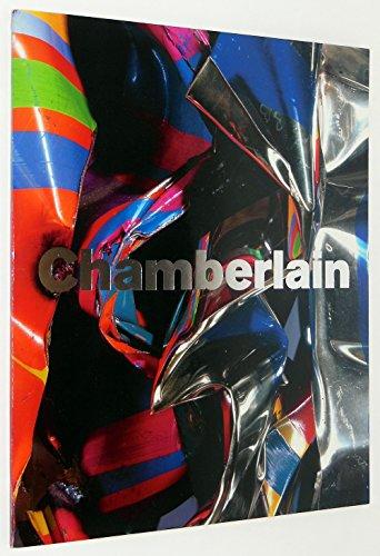 John Chamberlain 2003: Recent Sculpture