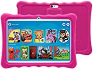 Wintouch K11 Kid Tablet Dual Sim, 10.1 inch IPS LCD, 1 GB RAM, 16 GB ROM, Pink