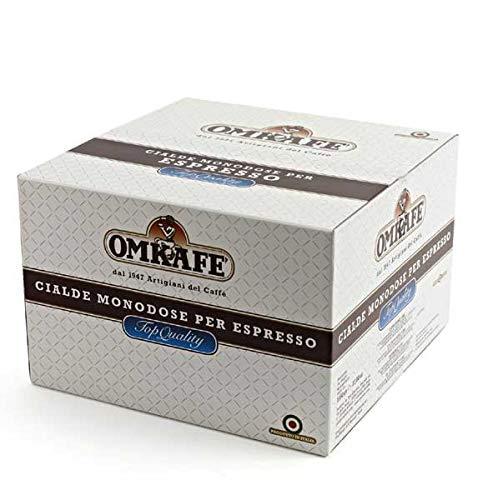 Omkafe Kaffee Espresso - Diamante - ESE Cialde 1x150 Stück