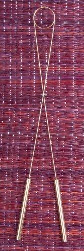 Berg Wünschelrute aus Messing ca. 37 cm