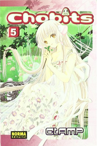 CHOBITS 5 (CÓMIC MANGA) por CLAMP