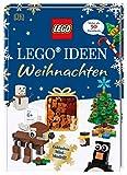 LEGO Ideen Weihnachten: Mehr als 50 Bauideen. Exklusives Rentier-Mini-Modell!