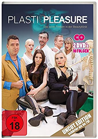 Plastic Pleasure - Das wilde Treiben in der Beautyklinik - Uncut [Special Edition] [2 DVDs]