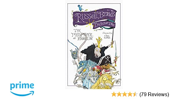 59f290772b47c Russell Brand s Trickster Tales  The Pied Piper of Hamelin  Amazon.co.uk   Russell Brand