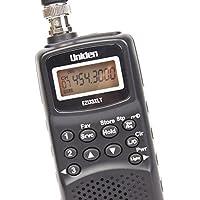 Uniden EZI 33 XLT Handscanner / Kleiner manueller Frequenzenscanner / Speicherung bis 180 Frequenzen /3 Prioritätskanäle / Unterstütztes Band:78 - 512 MHz