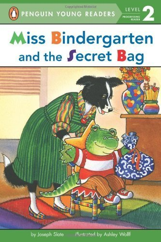 Miss Bindergarten and the Secret Bag (Penguin Young Readers, Level 2) by Joseph Slate (2013-09-26)