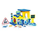 Picnmix Train Educational and Learning Bath Toys and Games for 3 year olds to 7 year olds