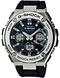 ae65d93639af CASIO Reloj Analógico-Digital para Hombre Correa en Resina GST-W110-1AER