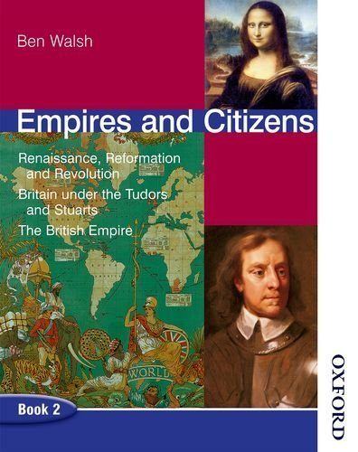 Empires and Citizens Pupil Book 2 (Bk.2) by Ben Walsh (2004-02-10)