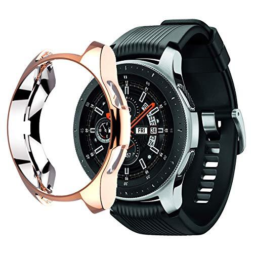 Wengerui Protector Funda para Galaxy Watch 46mm