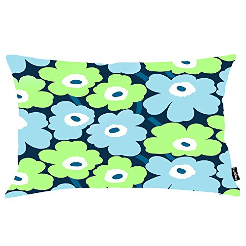 i-famuray-pre-shrunk-breathable-marimekko-cotton-polyster-bedding-king-pillow-with-zipper-20x36-inch