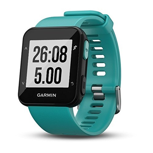 51msPPaIeXL. SS500  - Garmin Forerunner 30 GPS Running Watch with Wrist Heart Rate, Amethyst