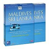 Coffret Prestige - Maldives, lune de miel avec l'océan + Sri Lanka, larme de perle [Édition Prestige] [Édition Prestige]