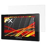 atFoliX Folie für Garmin nüvi 2559/2569 (LM/LMT) Displayschutzfolie - 3 x FX-Antireflex-HD hochauflösende entspiegelnde Schutzfolie