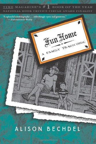 Portada del libro Fun Home: A Family Tragicomic by Alison Bechdel (2006-06-08)