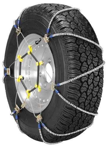 Security Chain Company ZT751 Super Z LT Light Truck and SUV Tire Traction Chain - Set of 2 by Security Chain
