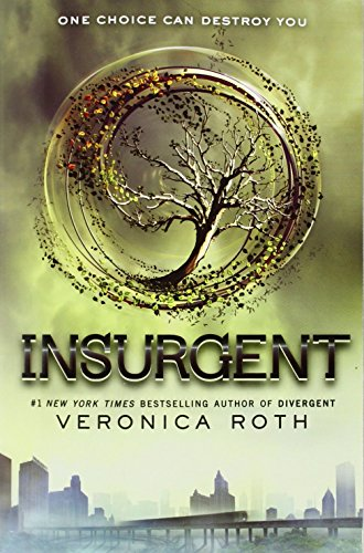 Book cover for Insurgent