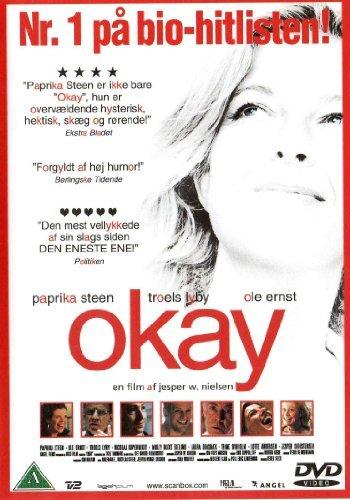 Okay by Paprika Steen