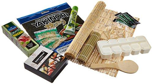 Exotic Island Japan Startset Sushi, 1 Set (1 x 400 g Packung) (Machen Von Das Japan)