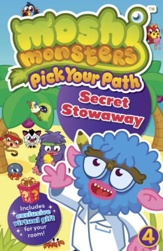 Image of Moshi Monsters: Pick Your Path 4: Secret Stowaway!