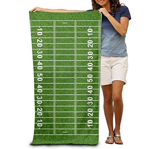 American Football Field 100% Polyester Beach Towel Chair (31
