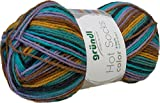 Gründl Hot Socks color Farbe 409 Sockenwolle Strumpfwolle Wolle zum Socken stricken
