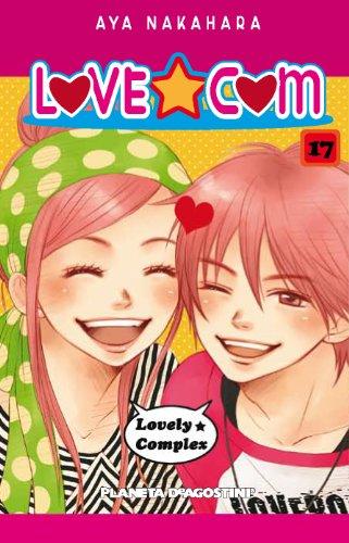 Portada del libro Love Com Nº17