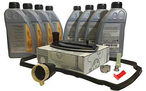 kit-cambio-completo-aceite-fluido-de-la-transmision-automatica-original-de-mercedes-benz-atf-134-8l-