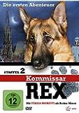 Kommissar Rex - Die ersten Abenteuer, Staffel 2 [3 DVDs]