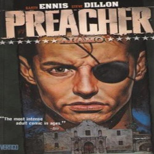 Preacher Alamo Cover Image