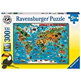 Ravensburger 132577 Puzzel Animals Of The World - Legpuzzel - 300 Stukjes